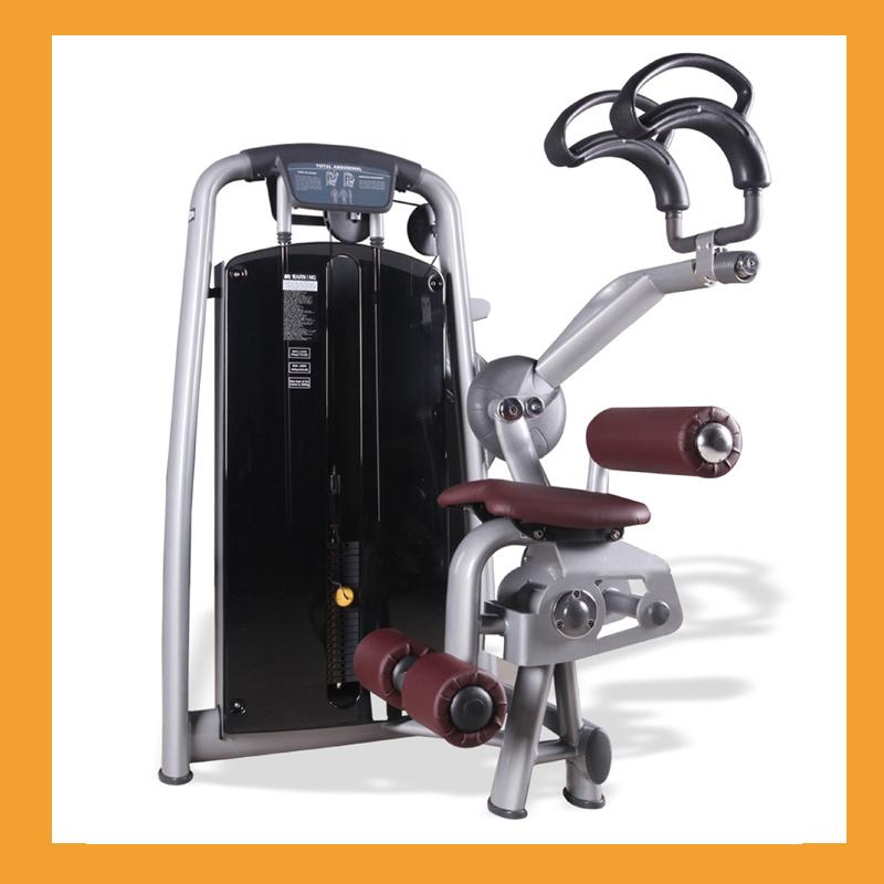 ab crunch machine fitness