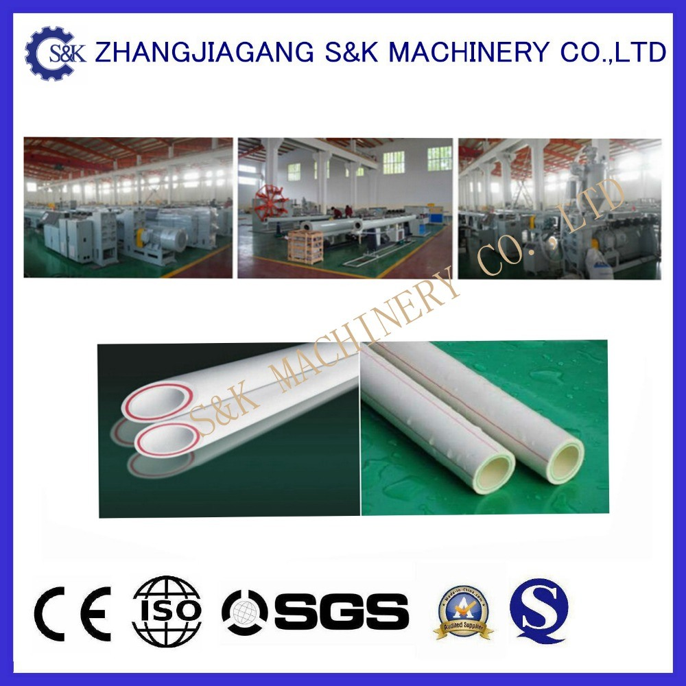 Extrusion Production Line for PVC Pipe
