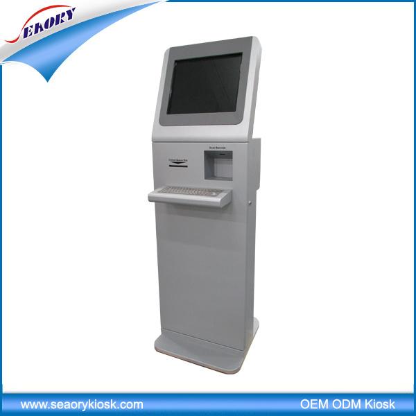 Touch Screen Kiosk for Lobby Kioks or Convention Center
