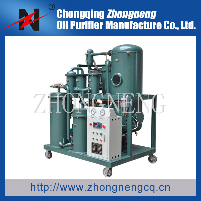 Multi-Function Lube Oil Processing Machine/Gear Oil Purification Plant Tya