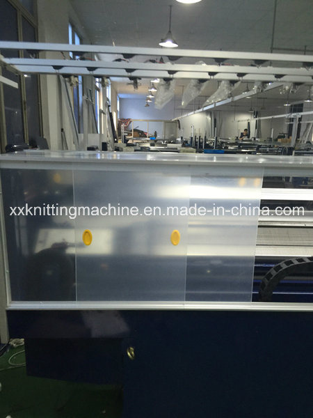 Good Quality Sweater Machine Suitable for Blended Yarn and Other Materials