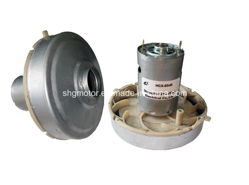 DC Motor for Car Cleaner