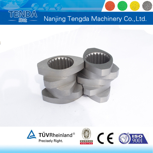 38crmoala Material Screw Component Applied for Extruder