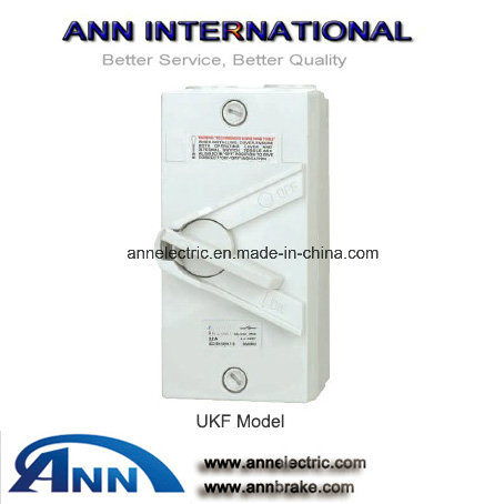 IP65 Ukf Series Enclosed Isolator