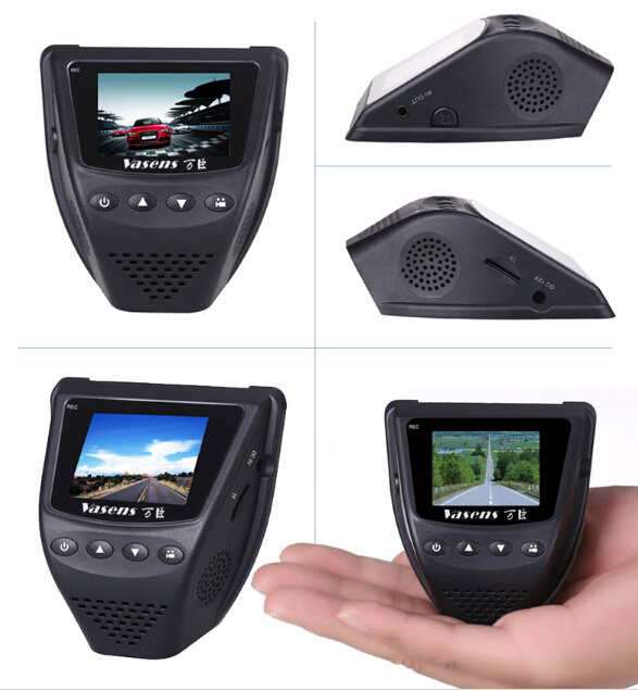 Smart Parking 1080P Car DVR with 24 Hour Record (DVR-902)