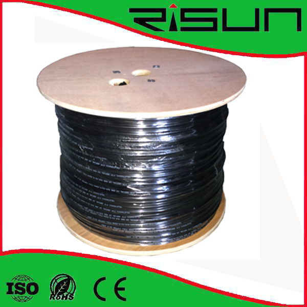 STP, Sf/UTP CAT6 Cable 23AWG with ETL/Ec/ISO9001/RoHS Certificate