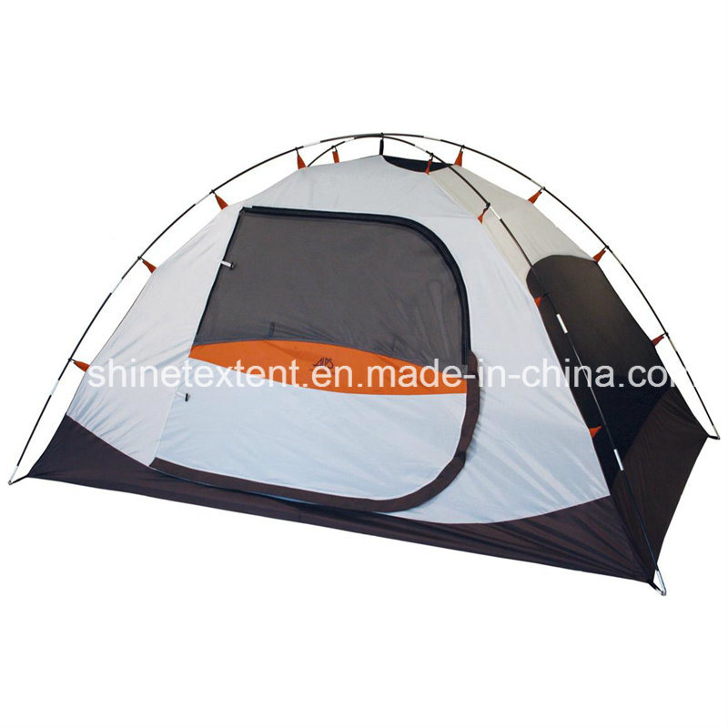China Supplier Cold Proof Heated Family Camping Tents for Outdoor