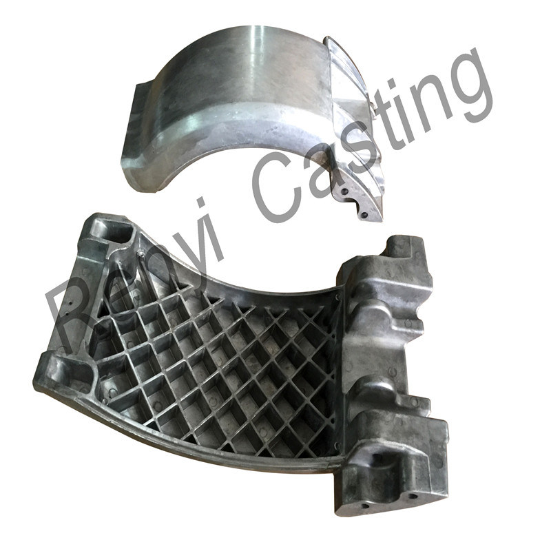 Wheel Hub by Pressure Die Casting From a-380 Cast Aluminum