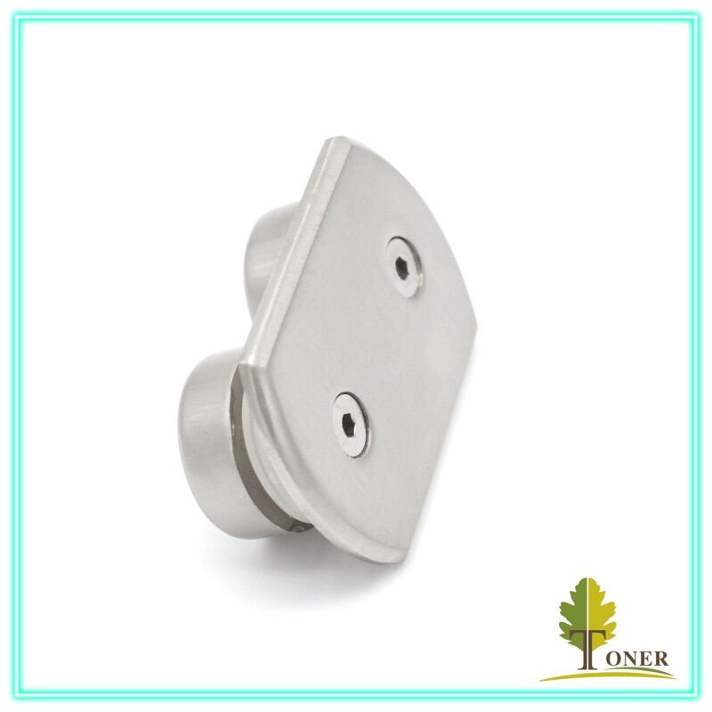 Hot Sale Type 180 Degree Round Glass Clamp