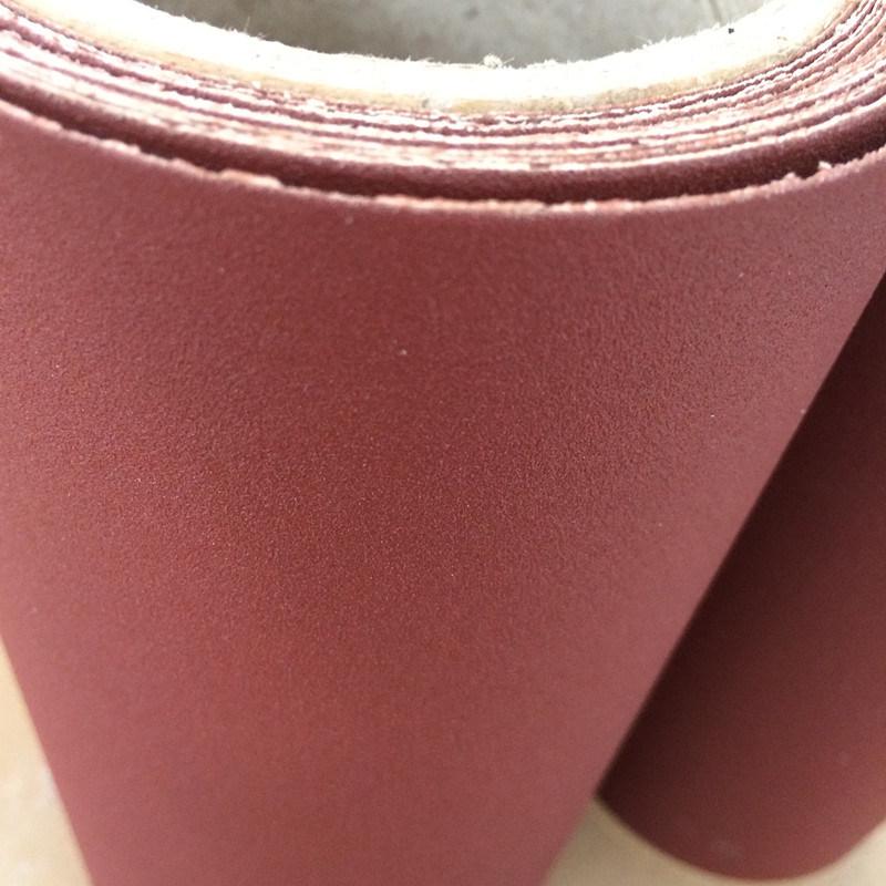 Aluminum Oxide Sand Paper Pke51 180# for Wood Grinding