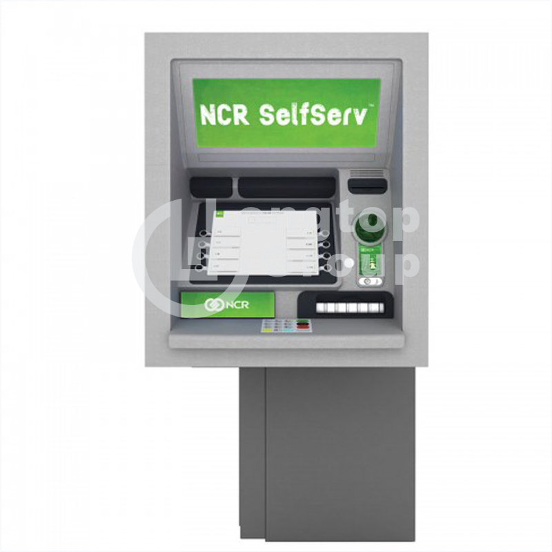 NCR 6625 Automated Teller Machine Selfserv 25