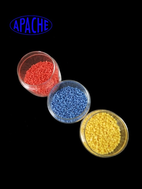 Color Customized Nylon PA66-Gf50-V0 Flame Retarded Pellets for Engineering Plastics