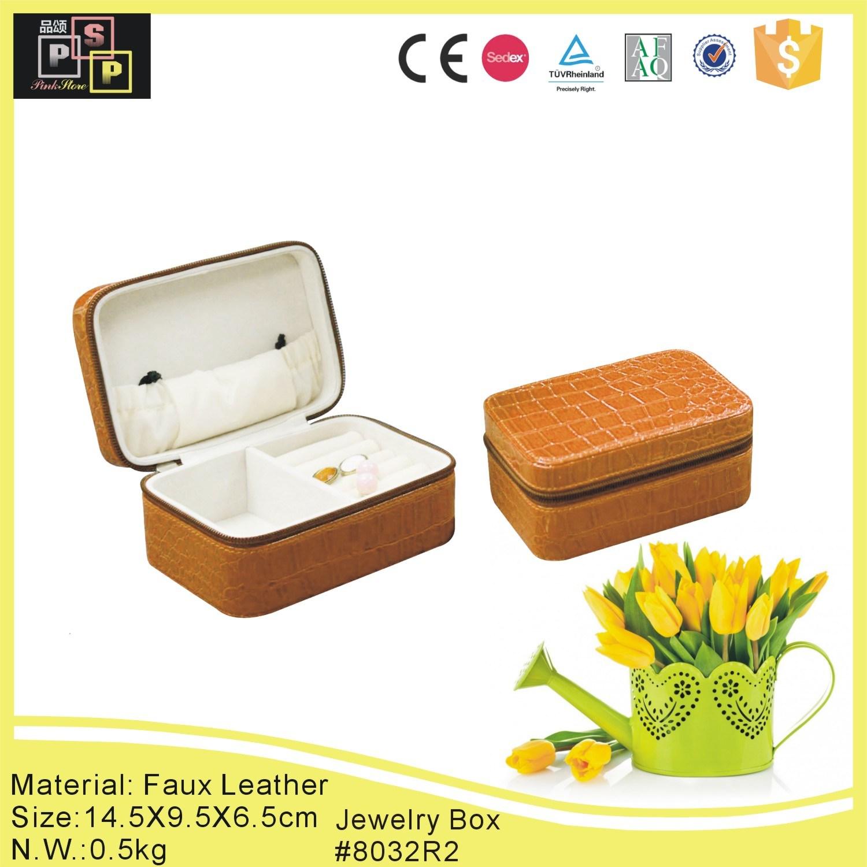 Japan Jewelry Case Box Gift Watch Box (8032)
