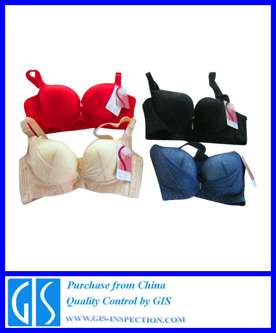 Garment Quality Inspection / Underwear Inspection Services in All China