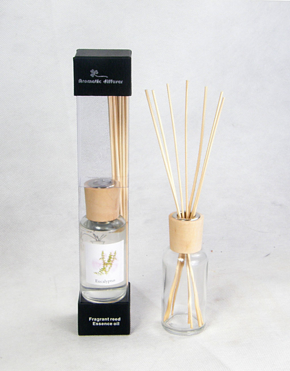 2016 Glass Bottle/ Aroma Bottle/ OEM Perfume Bottle 100 Ml with Cap/ Have Stock