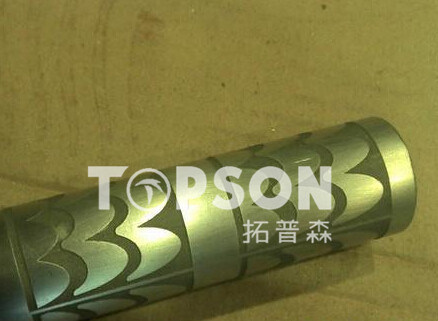 Stainless Steel Tubes Pipes Etching Square/ Round