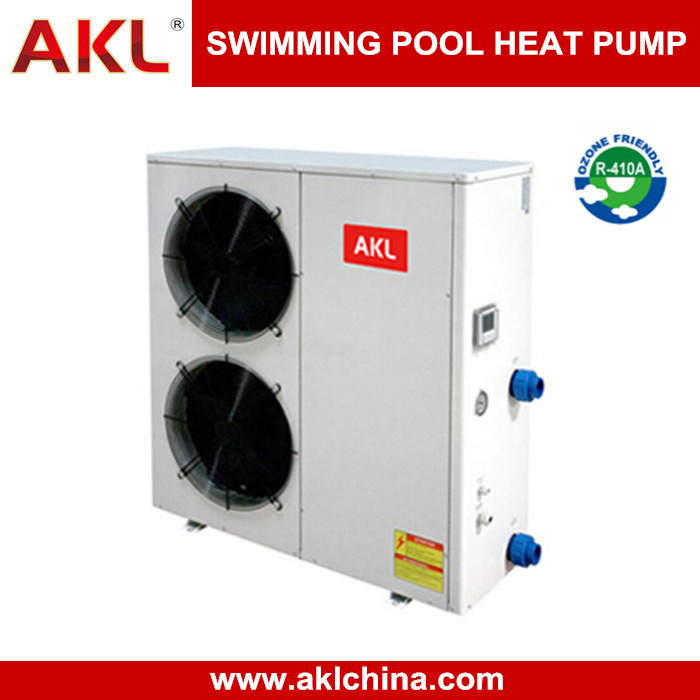 China Small Air To Water Swimming Pool Heat Pump Water Heater Photos Pictures Made In