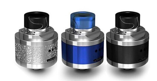 100% Original Hcigar Maze Rda Atomizer 3colors in Stock @ Adi