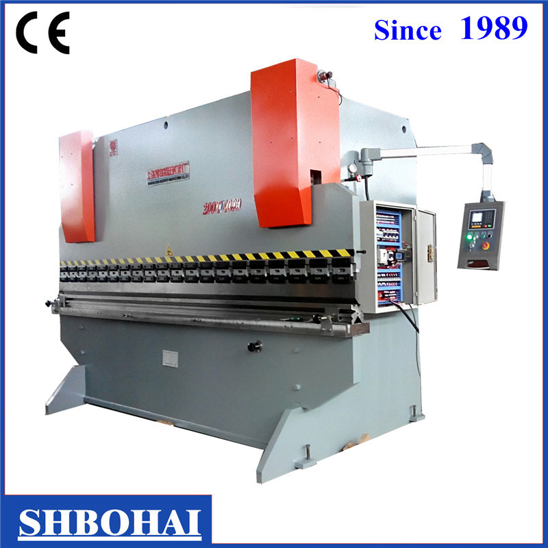 Metal Sheet Press Brake, Hydraulic Press Brake, Steel Plate Press Brake