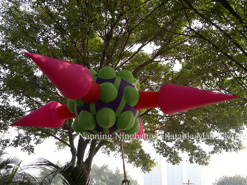 2016 Hot Sale Inflatable Advertising Equipment Event Inflatable Flower for Party Decoration