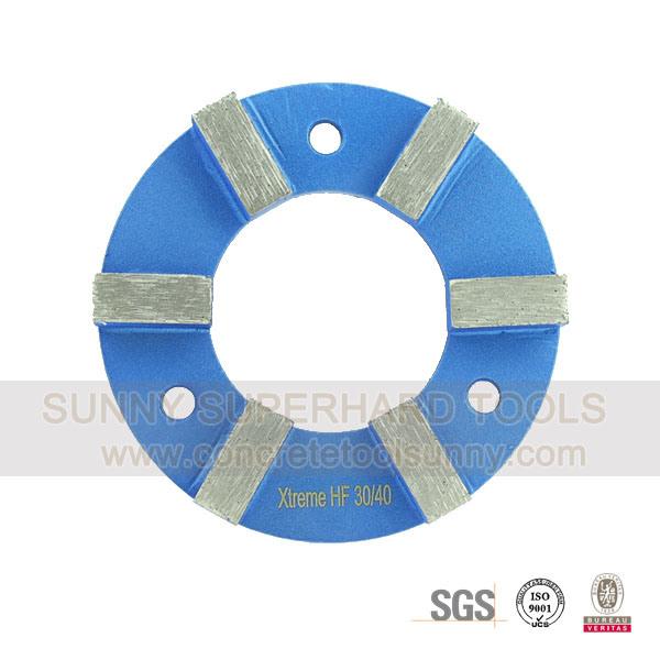 Diamond Grinding Plate Tools Wheel for Concrete Terrazo Stone