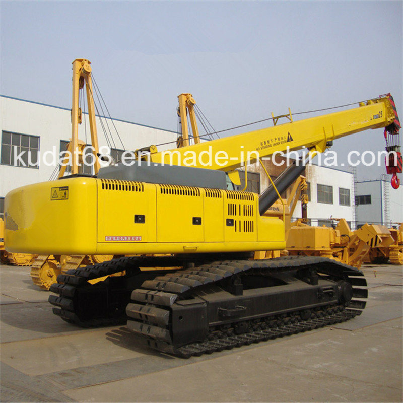 250tons Telescopic Boom Crawler Crane (QUY25)