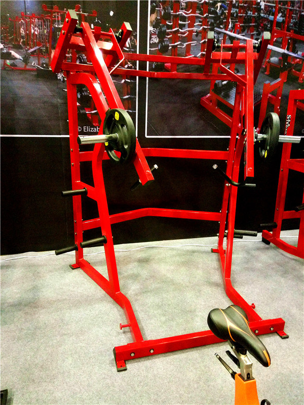 Jammer, Fitness Gym Plate Loaded Equipment