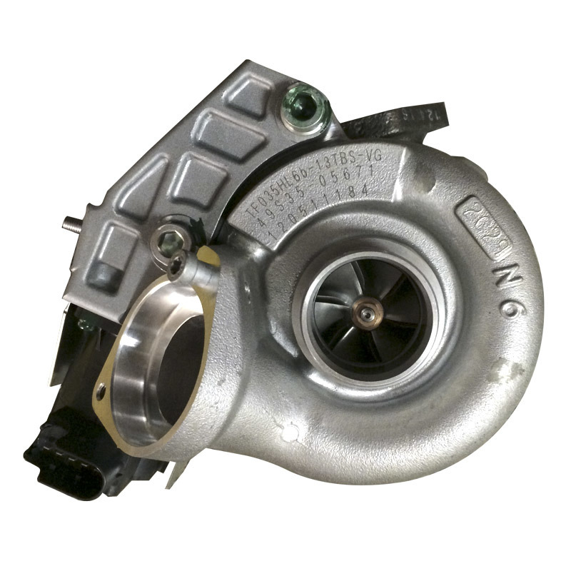 Turbocharger TF035hl6b-13tb/Vg for BMW 120d, 320d, 520d Engine: M47tue