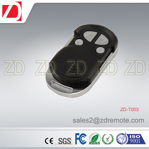 Factory Price of RF Remote Control for Garage Door of 433/315MHz