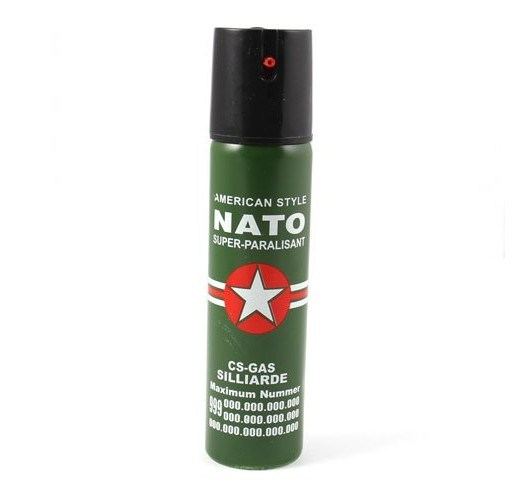 110ml Pepper Spray for Police
