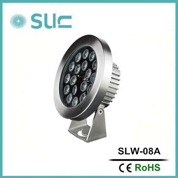Hot Fashion 23W IP68 Fountain LED Underwater Light (SLW-08)
