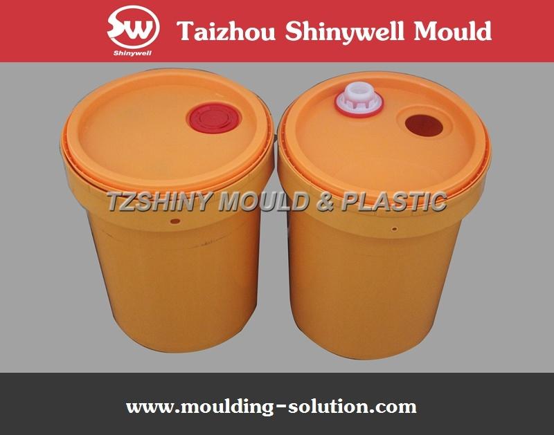 20L Plastic Paint Bucket Mould