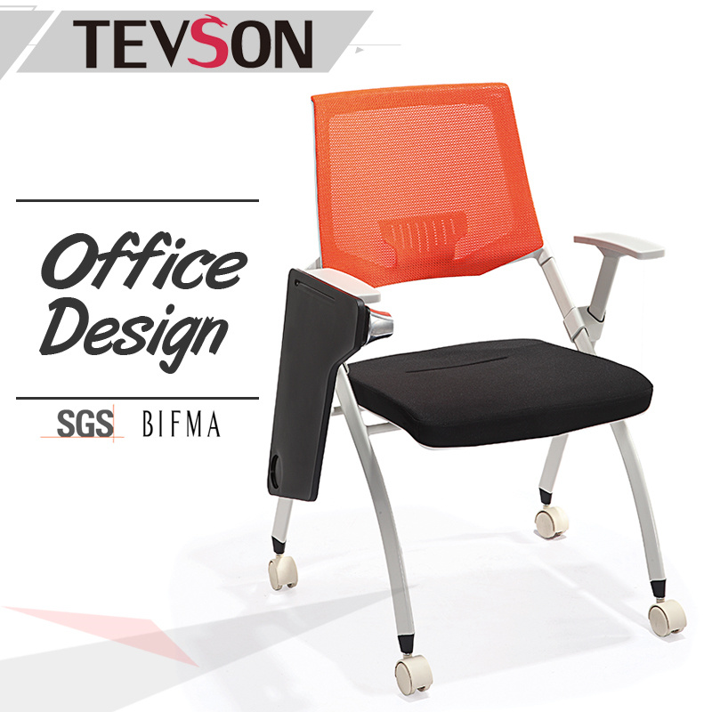 Fashion Training Chair with Writing Tablet