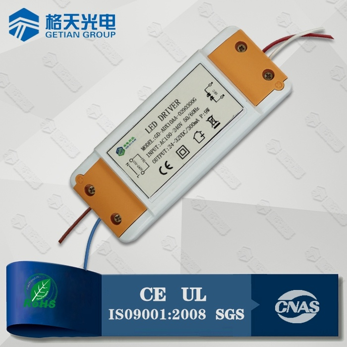 NXP IC Constant Current 24W Dimmable Power Supply Compatible with Manco Dimmer for LED Indoor Lighting