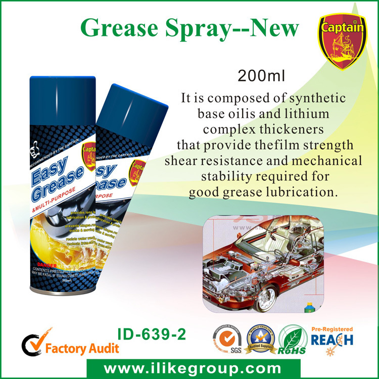 All Purpose Yellow Grease Spray
