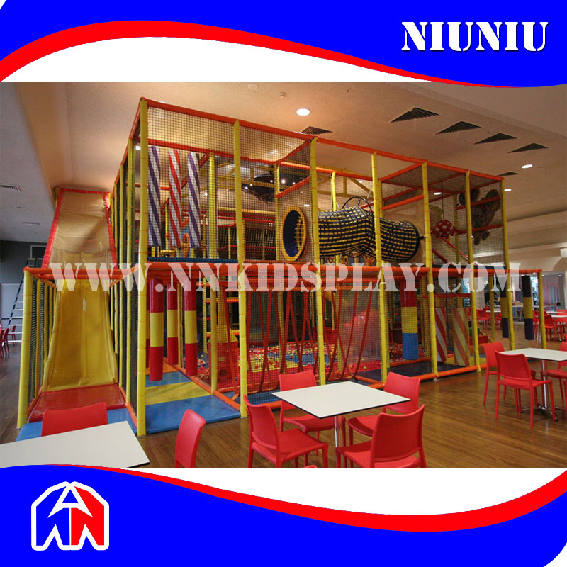 Attractive Soft Play Indoor Playground Equipment