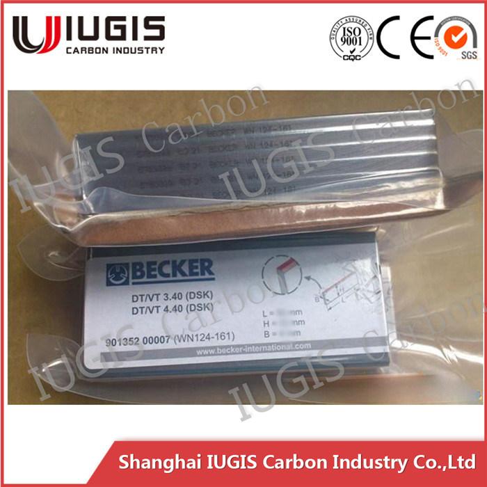 Wn 124-196 Vacuum Pump Vanes Becker Carbon Vane 90136701005