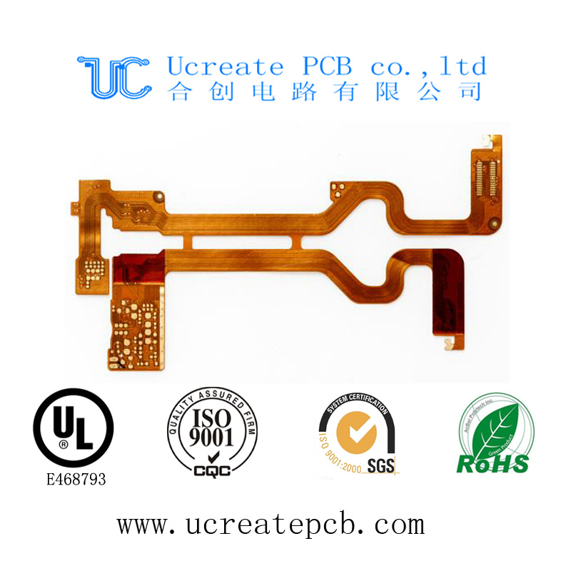 Flex PCB with Good Quality for Cell Phone