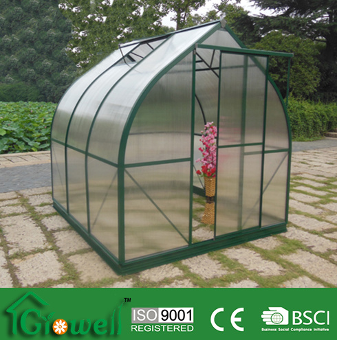 New Curved Design Greenhouse (A7 Series)