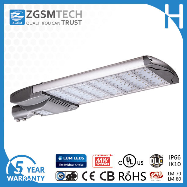 High Power Philips Chips UL LED Street Light 230W for Public Outdoor Parking Lot Lighting