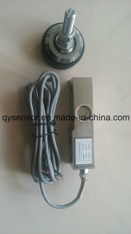 OIML/Ce/RoHS Steel Alloy Single Point Load Cell /Electronic Scale Weighing Sensor