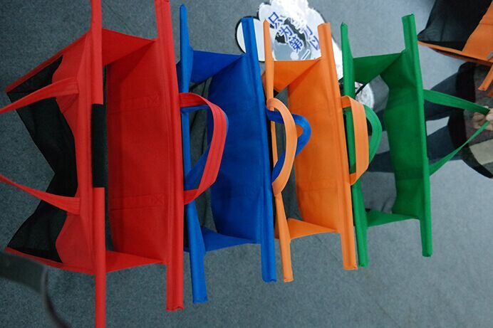 Folding Supermarket Cart Bag for Shopping