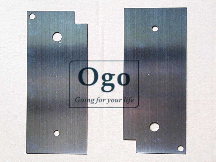 316L Stainless Steel Plates for Hho Dry Cell (OGO-AP437)