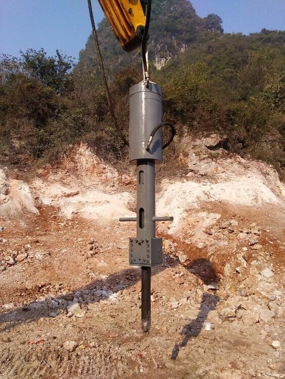 Big Hydraulic Stone Splitter Machine