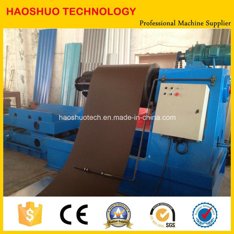 Metal Hydraulic Decoiler