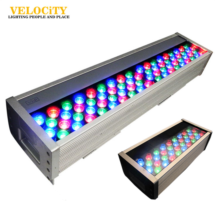 High Power Waterproof LED Floodlight Lamp Outdoor Lighting RGB Flood Light