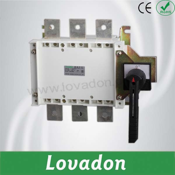 Hglc Series 630A 3p Load Isolation Switch