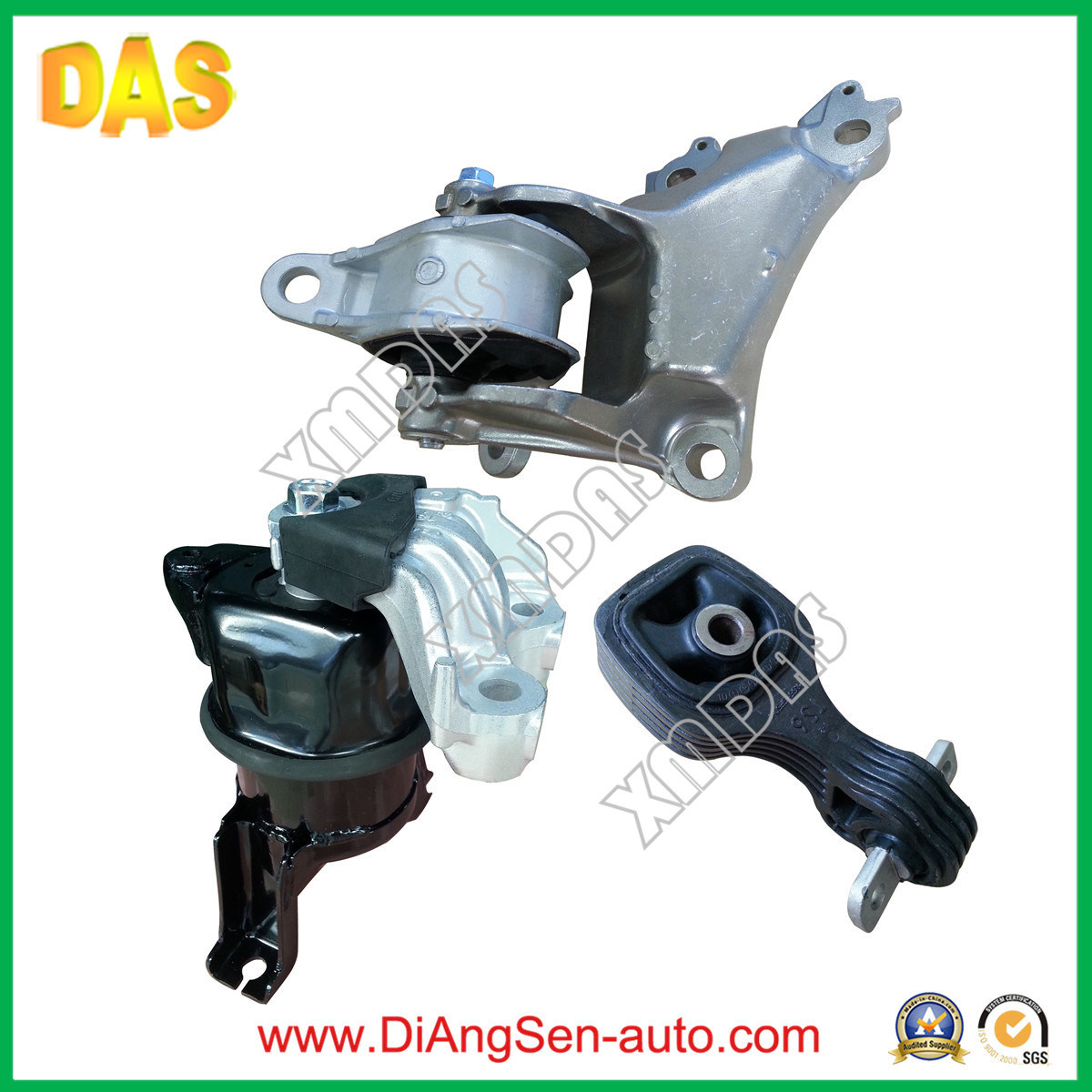 Auto Parts Motor Transmission Engine Mount for Honda Civic 2012 Car (50820-TS6-H03, 50820-TR0-A81, 50820-TS6-H81)