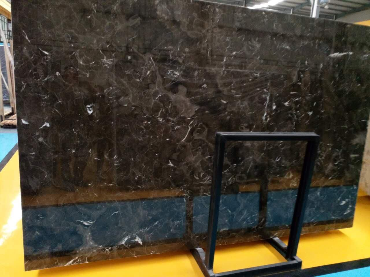 China Dark Emperador Marble Vanity Tops for Bathroom, Kitchen