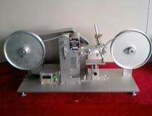R. C. a Paper Tape Abrasion Resistance Tester